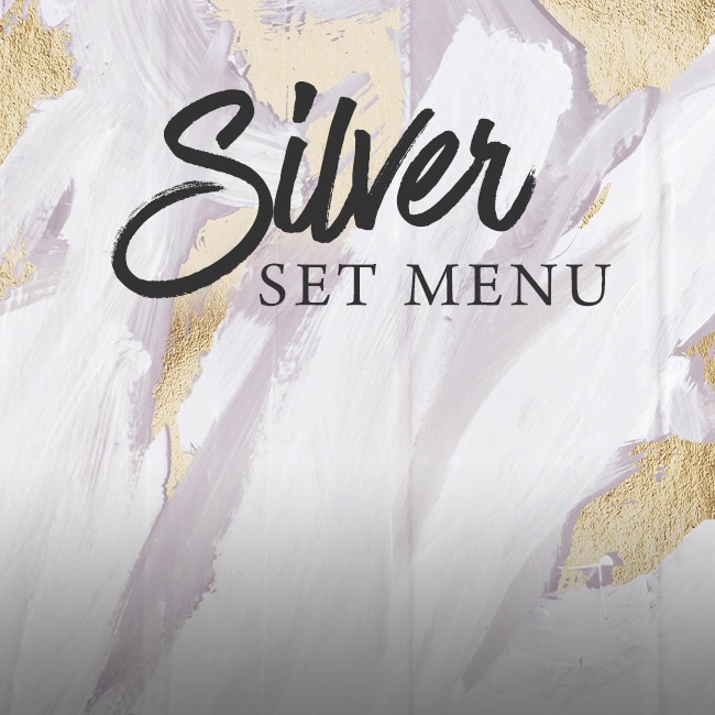 Silver set menu at The Gate