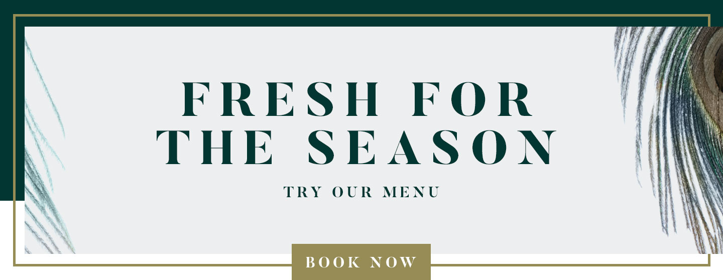 Seasonal must have dishes at The Gate - Book Now